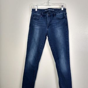 Articles of Society Skinny Stretch Dark Wash Jeans